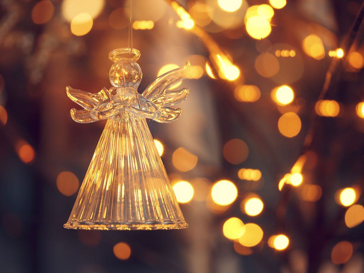 Seraph - Christmas angel ornament