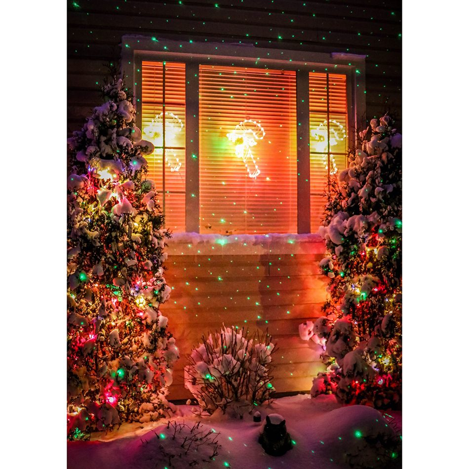Deck the halls - holiday light show