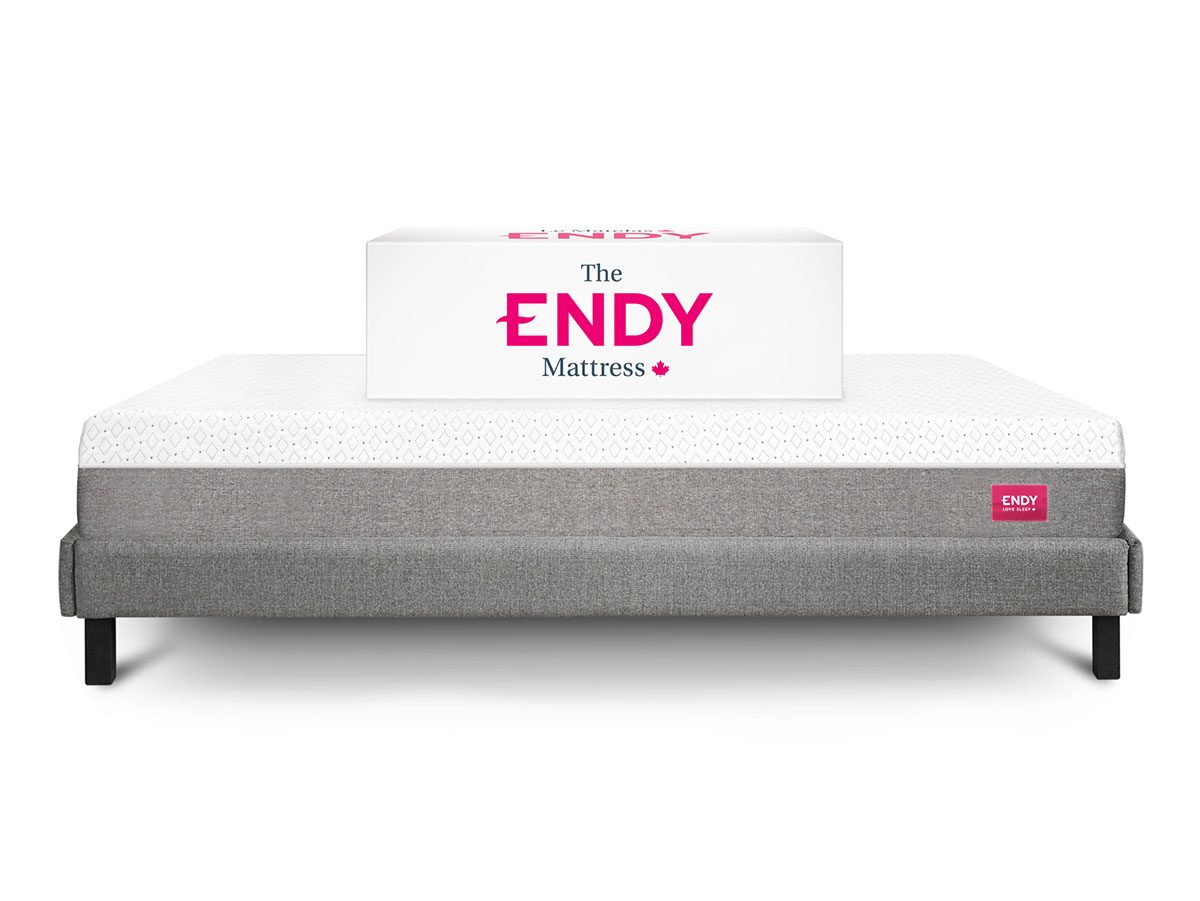 Dragons' Den products worth buying - ENDY mattress
