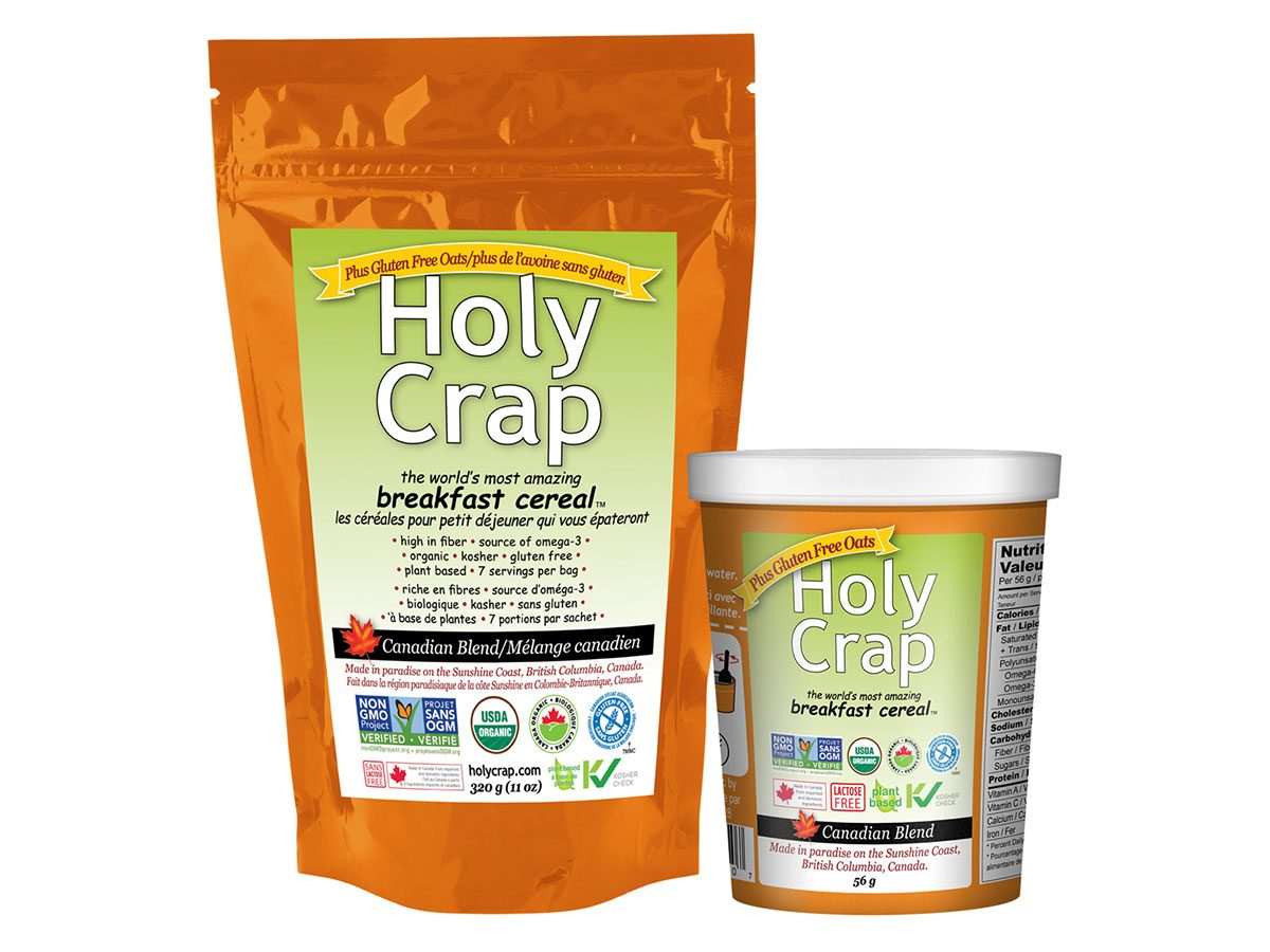 Dragons' Den products worth buying - Holy Crap breakfast cereal