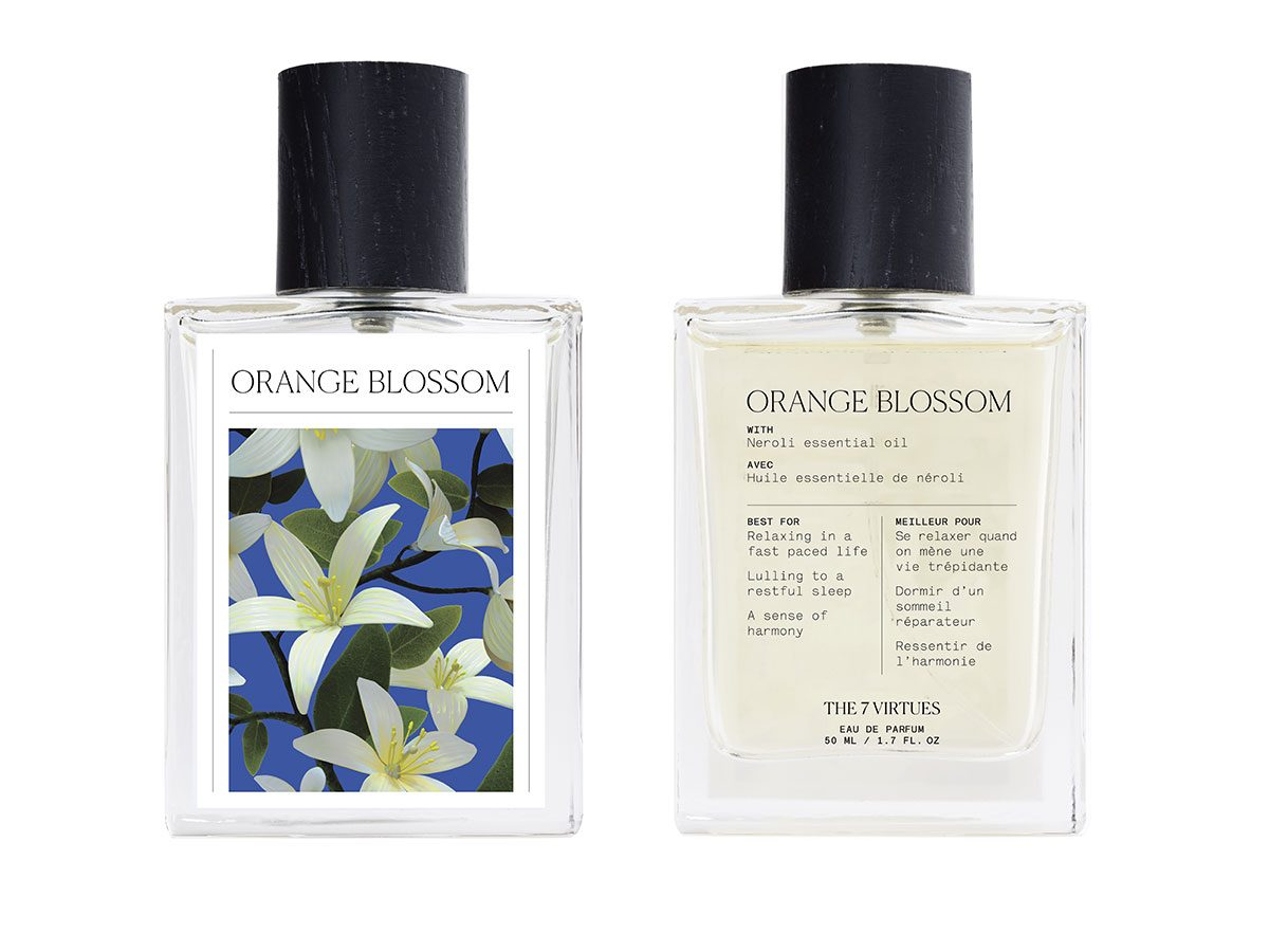 Dragons' Den products worth buying - The 7 Virtues fragrance