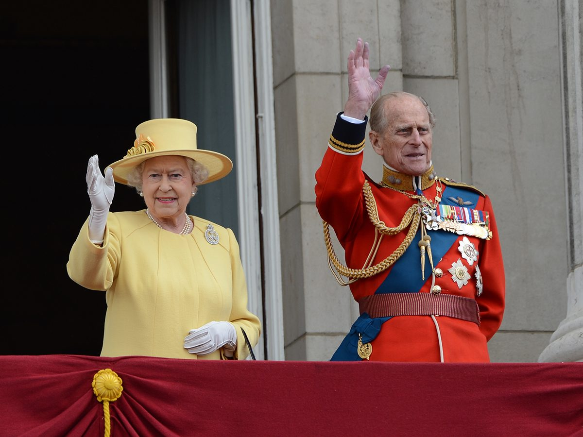 Queen Elizabeth and Prince Philip - The Royal House of Windsor
