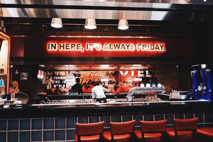 TGI Friday's Casual Dining