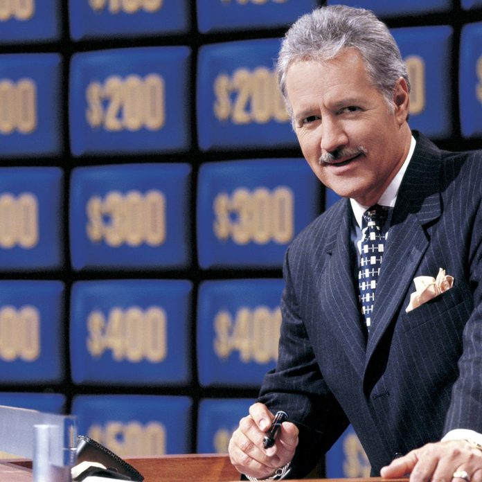 alex trebek jeopardy host