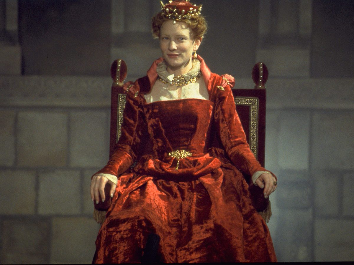 The Crown Season Three - Elizabeth 1998