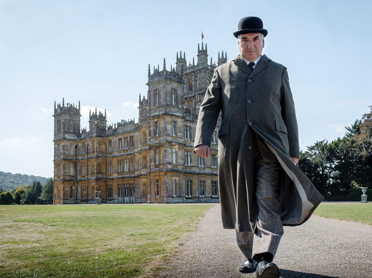 Jim Carter stars as Mr. Carson in Downton Abbey, a Focus Features release