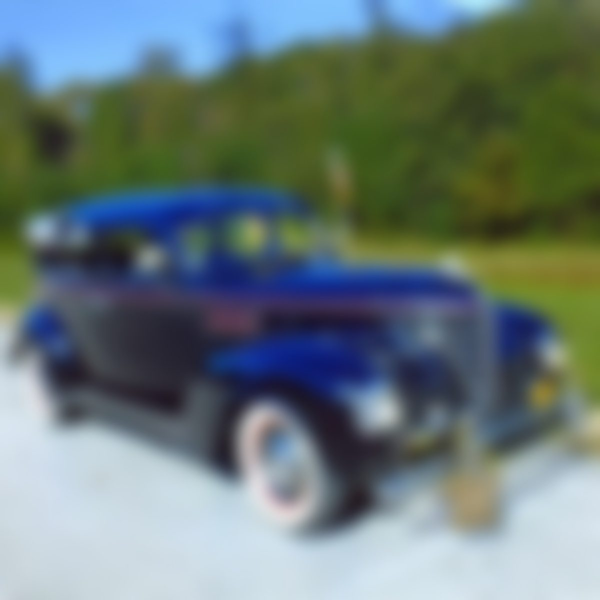 1939 Plymouth De Luxe Touring Sedan