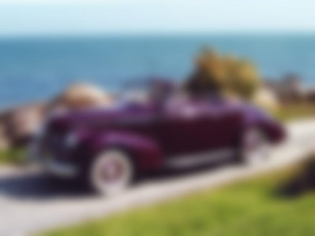 1940 Pontiac Deluxe Six Cabriolet