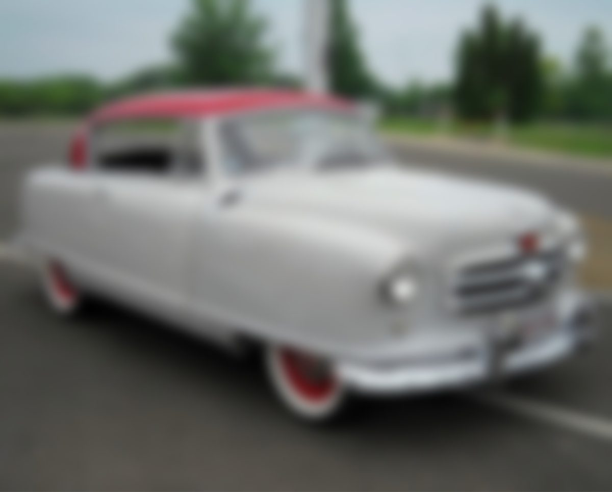 1951 Nash Rambler Country Club
