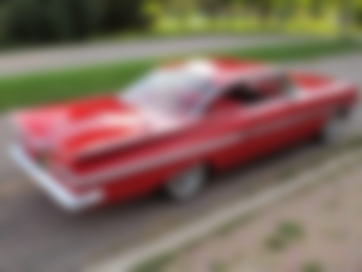 1959 Chevy Impala Sport Coupe