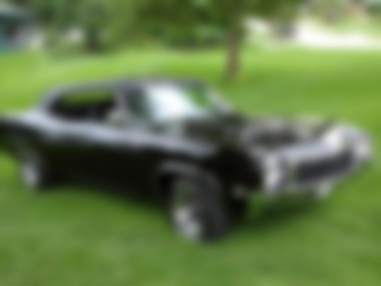 1968 Buick Gran Convertible