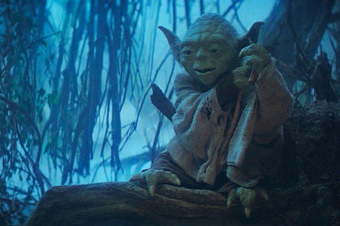 yoda - star wars episode v - the empire strikes back - 1980
