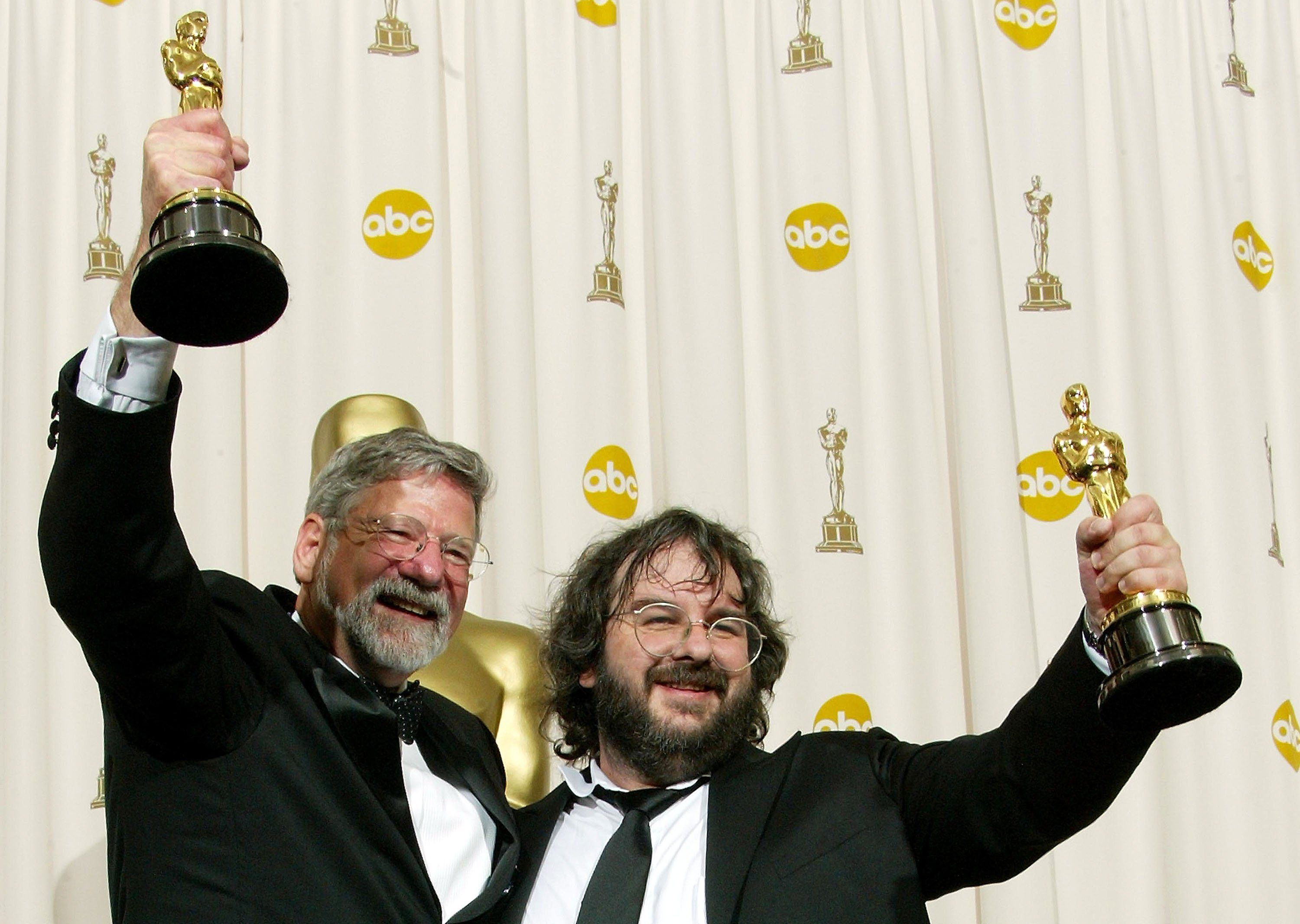 lord of the rings return of the king oscars 2004