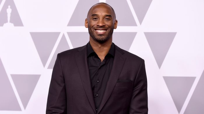 Kobe Bryant attends the 90th Annual Academy Awards Nominee Luncheon at The Beverly Hilton Hotel on February 5, 2018 in Beverly Hills, California.