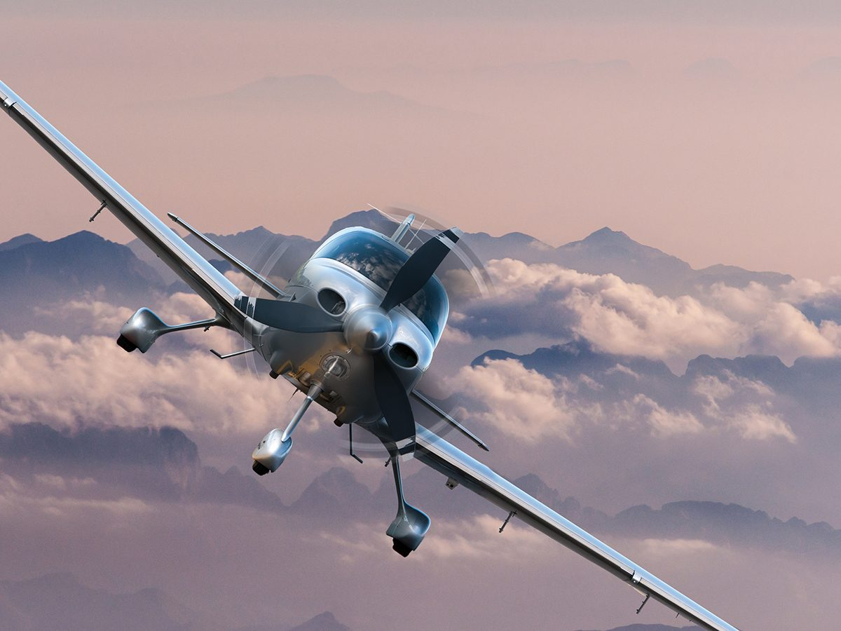 Aviation terms - light aircraft flying