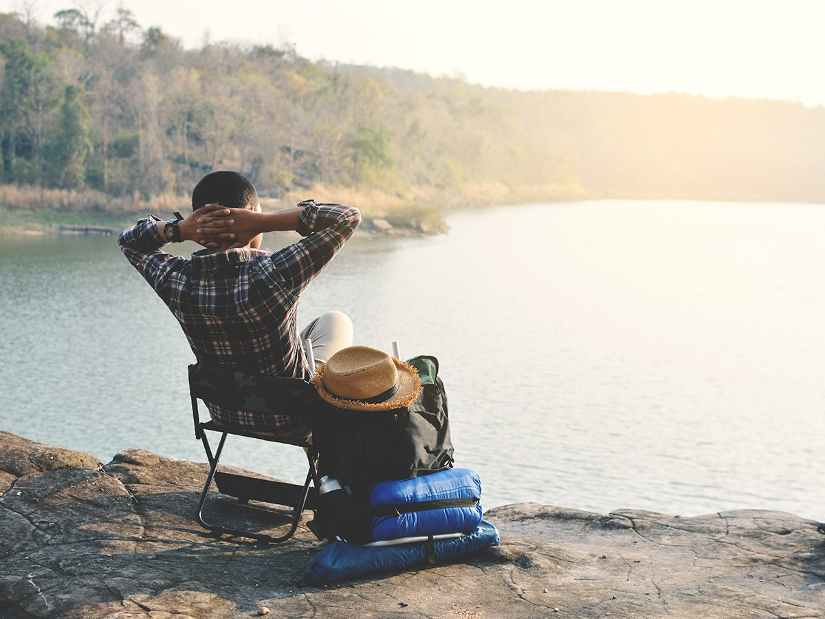 Benefits of being alone - happy solitude