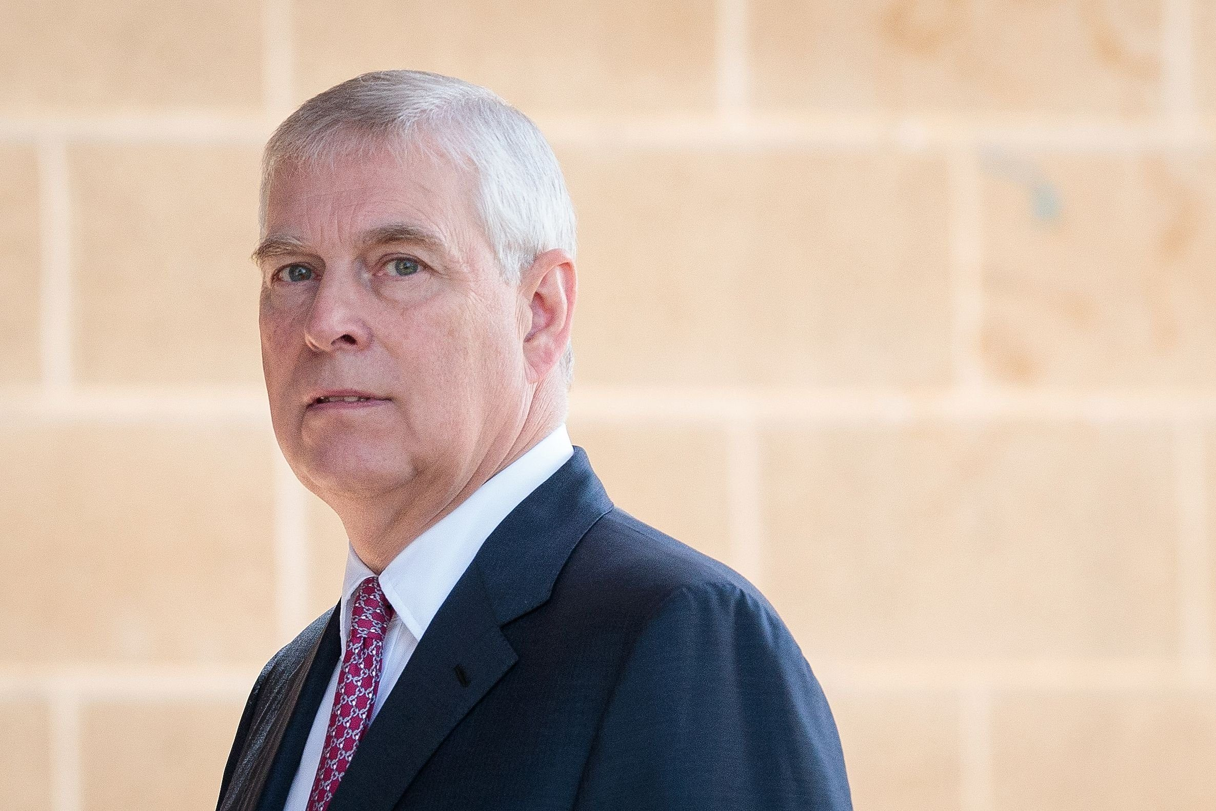 Britain's Prince Andrew, Duke of York arriving at Murdoch University in Perth, Western Australia, Australia, 02 October 2019. According to reports, Prince Andrew is in Australia on a working visit. 2 Oct 2019