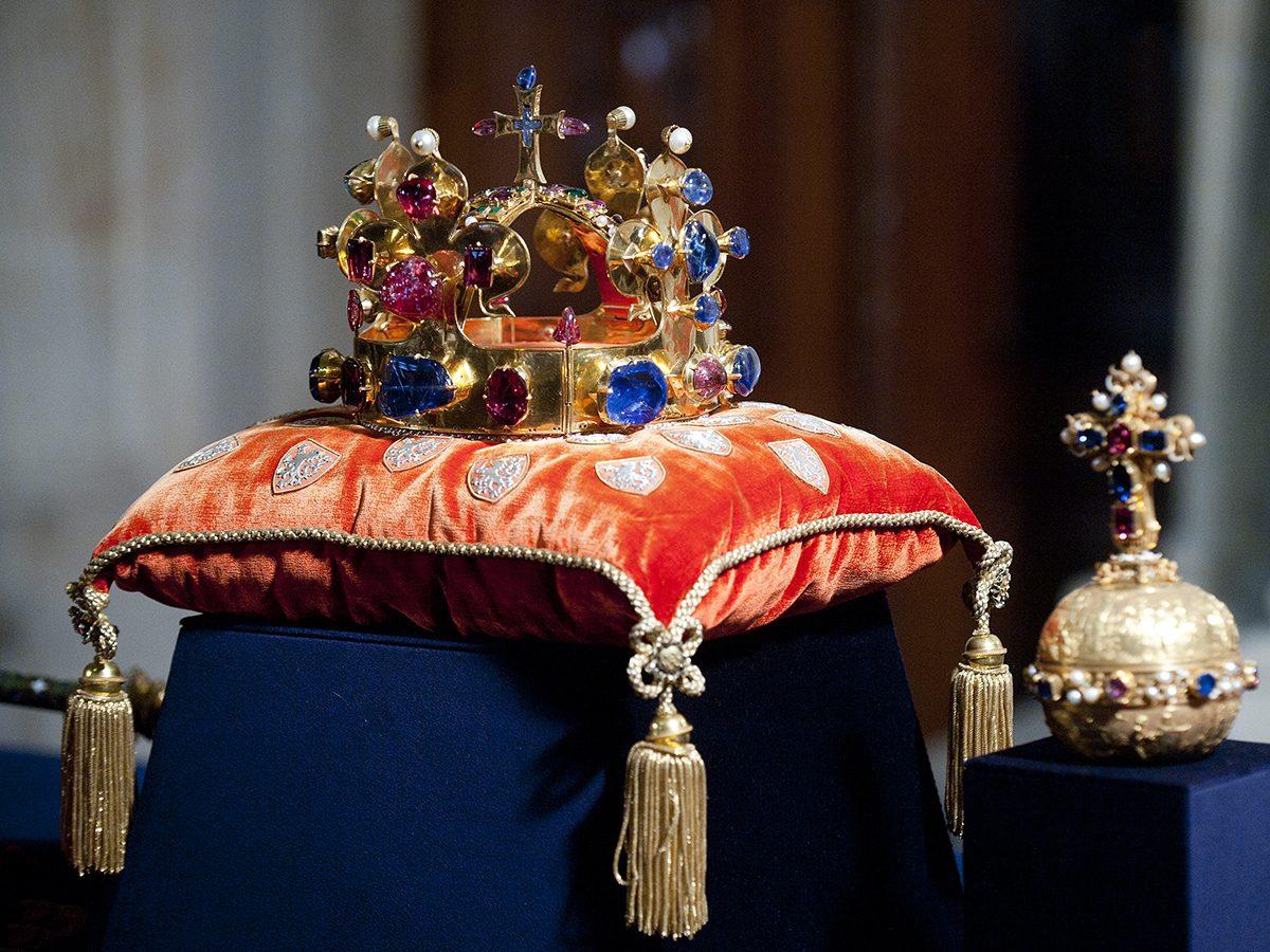 Royal terms - crown jewels