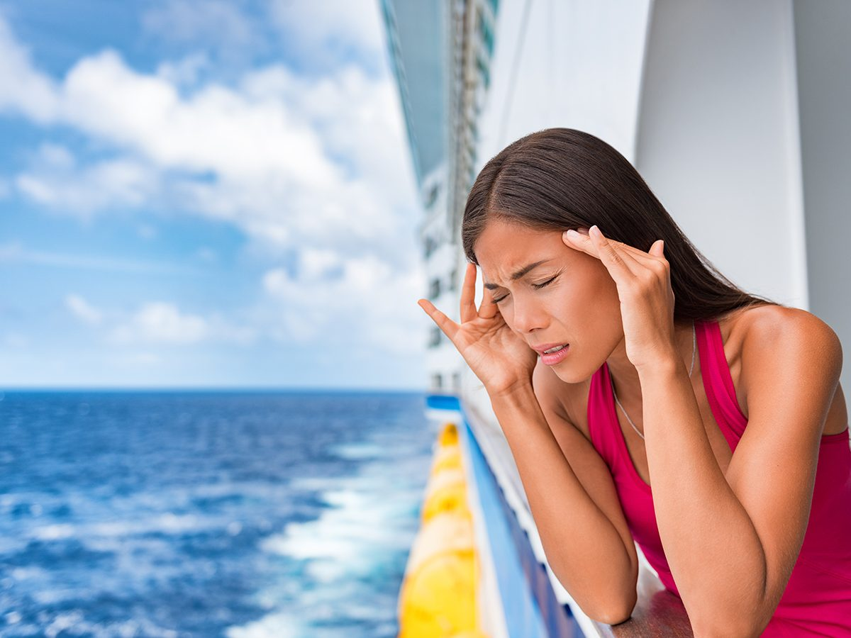Motion sickness causes
