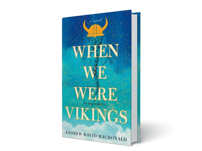 Cover of When We Were Vikings