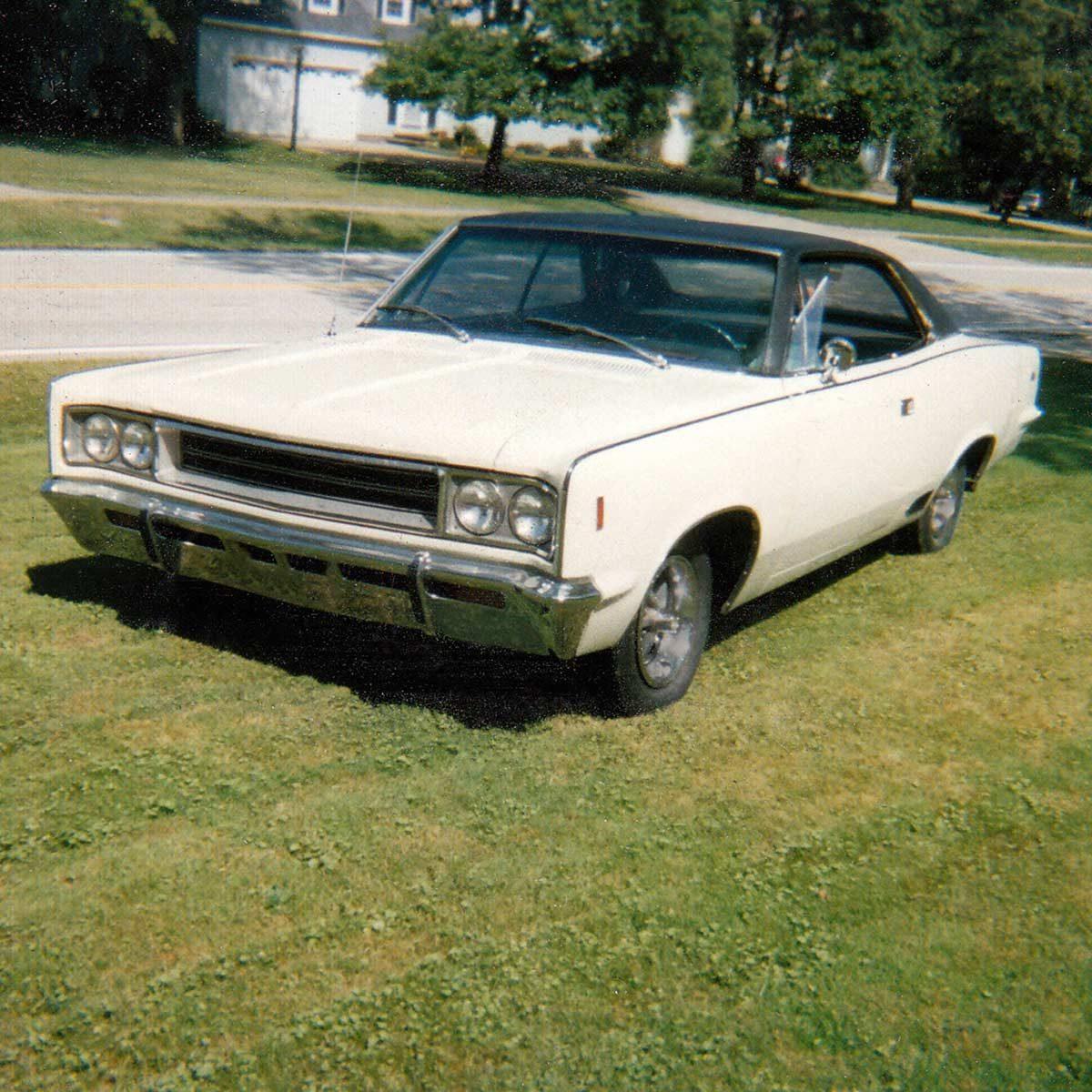 1968 AMC Rebel SST
