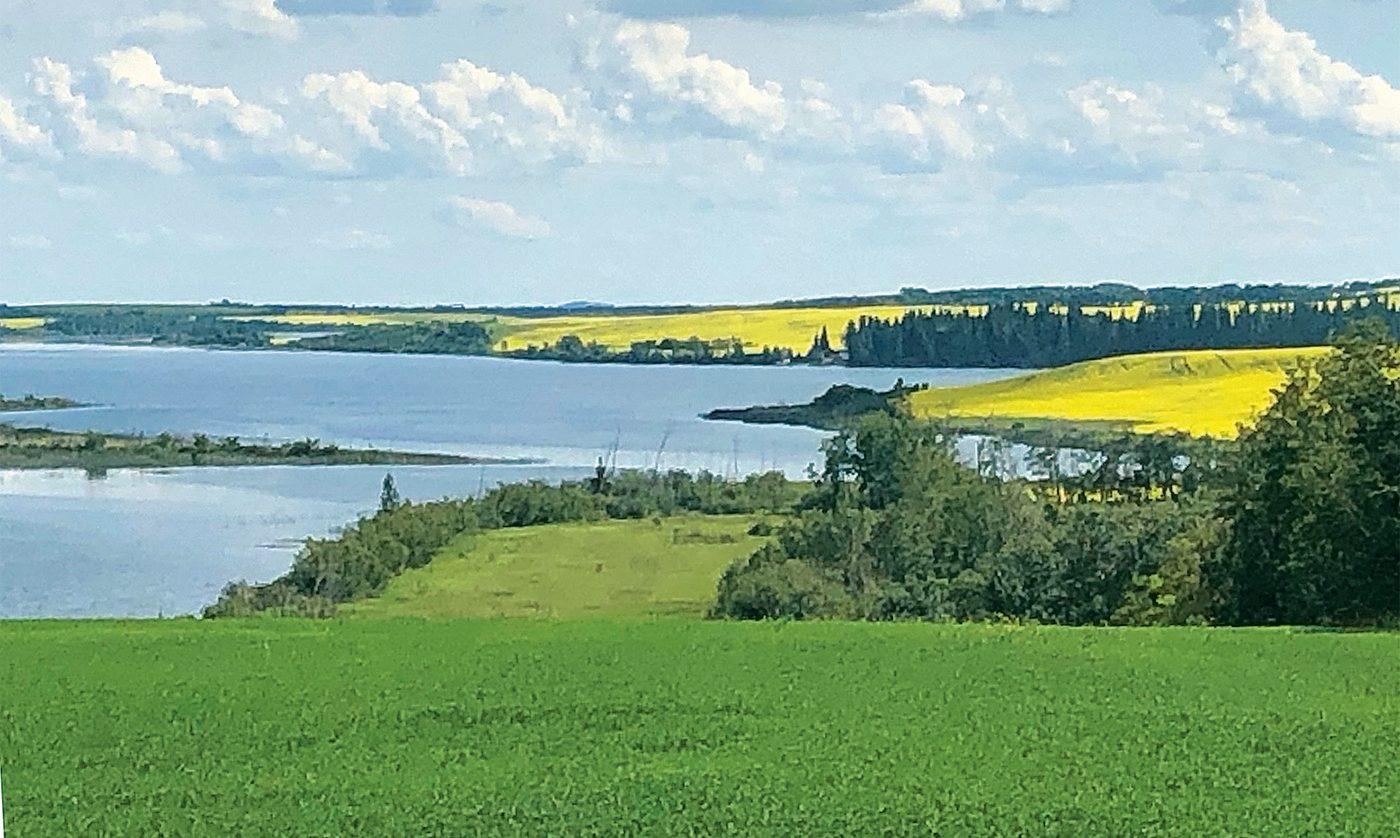 Royal Lake, Saskatchewan, today