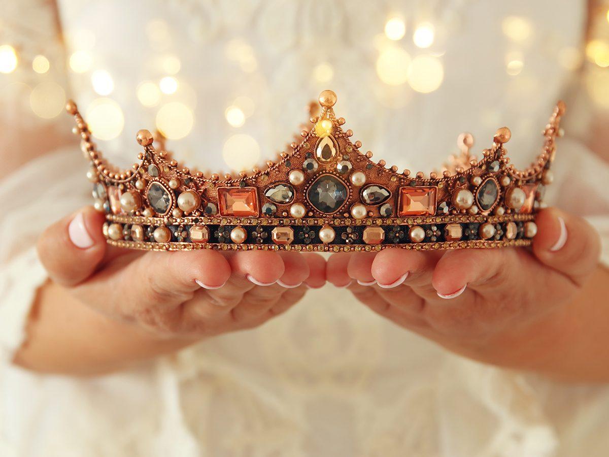 Royal terms - crown