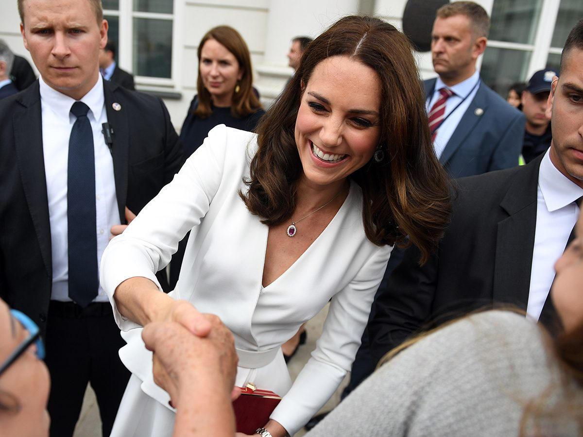 Kate Middleton - royal terms