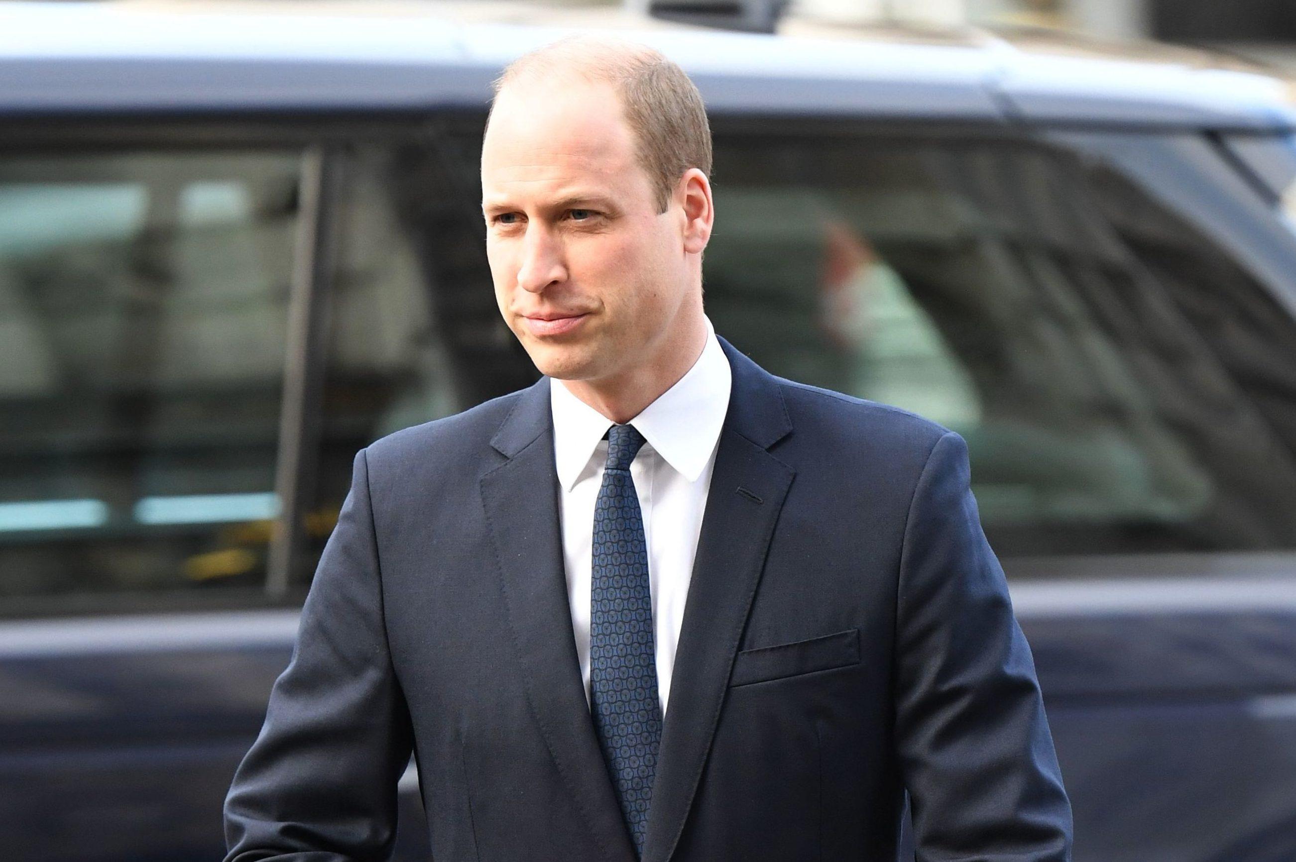 Prince William 11 Dec 2019