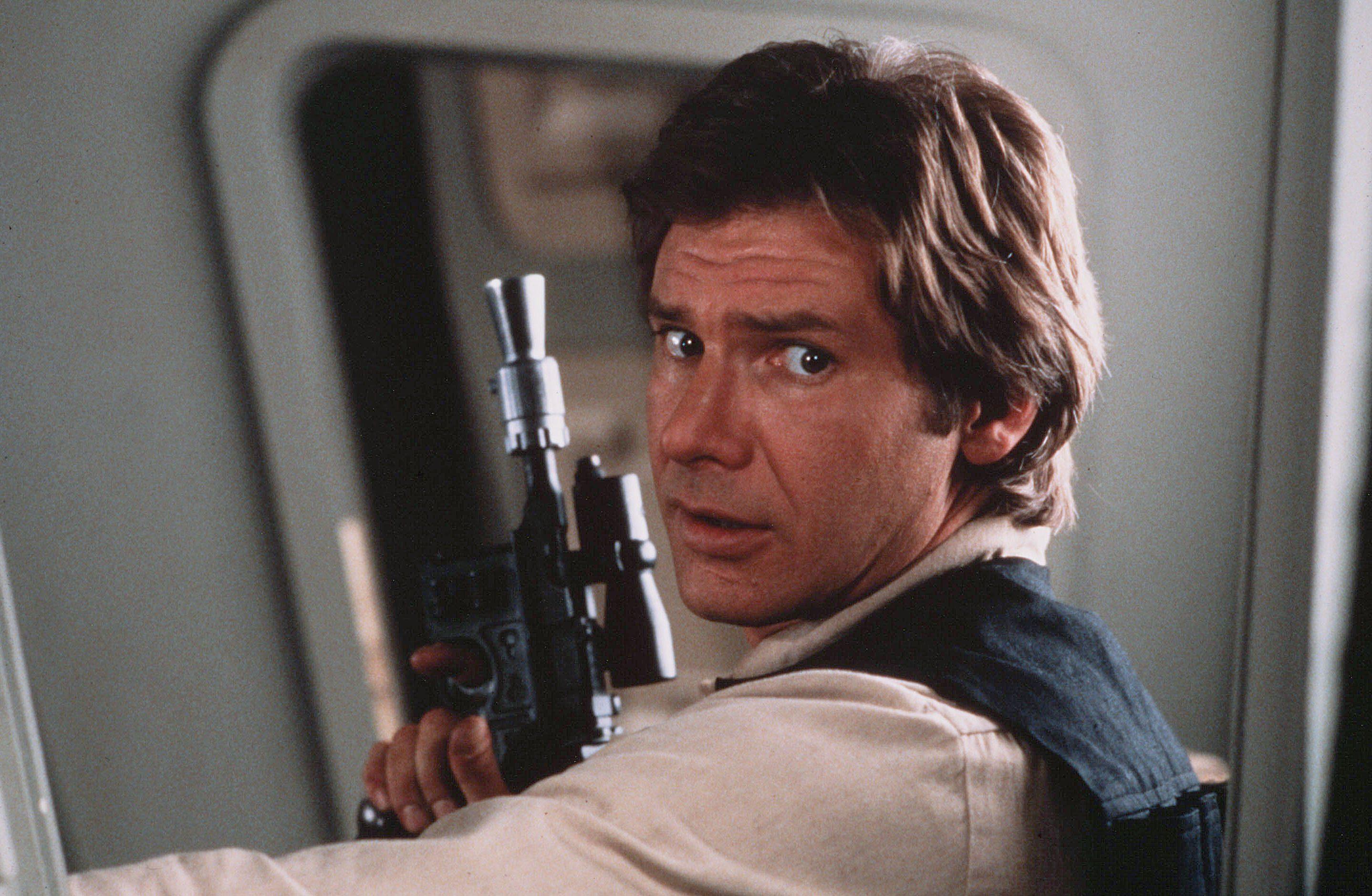 Harrison Ford Star Wars Episode Vi - Return Of The Jedi - 1983