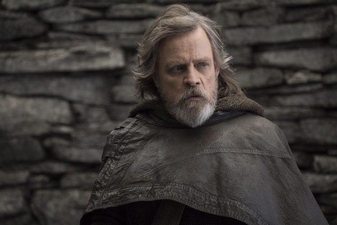 """Mark Hamill """"Star Wars: The Last Jedi"""" Film - 2017"""