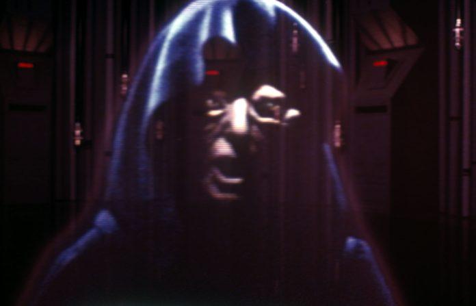 Palpatine hologram - Star Wars Episode V - The Empire Strikes Back - 1980