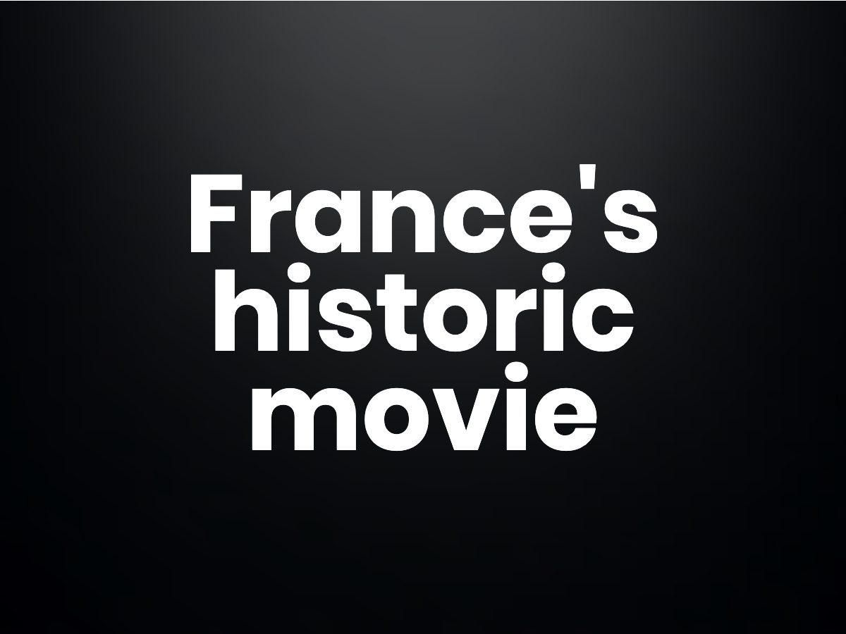 First film to win both the Oscar for Best Picture and France's Cesar Award for Best Film