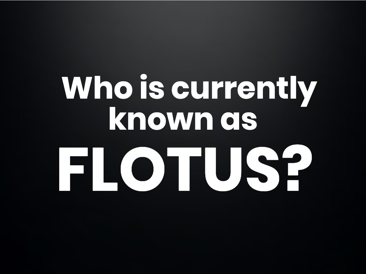 Trivia questions - Who is currently known as FLOTUS?