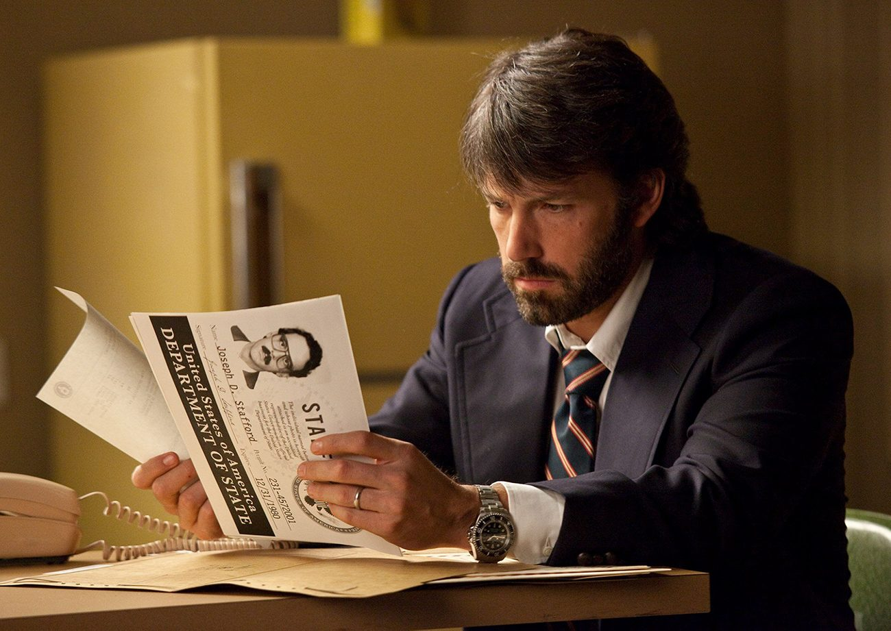 Best Picture Winners Ranked - Argo