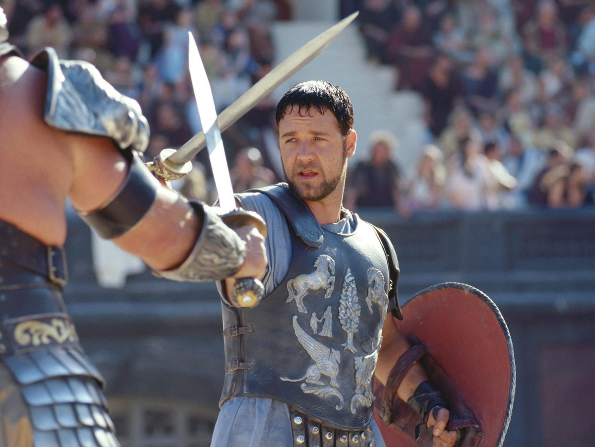 Best Picture Winners Ranked - Gladiator