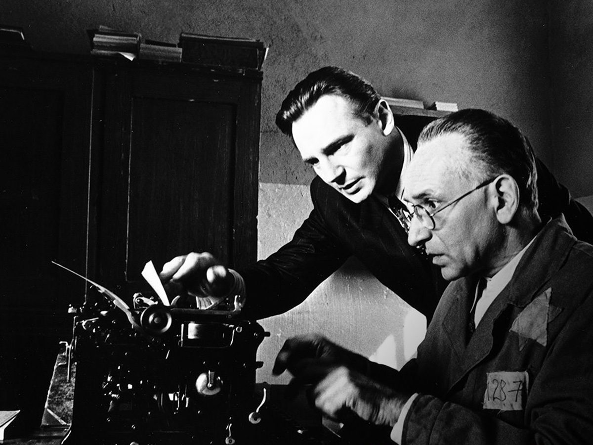 Best Picture Winners Ranked - Schindler's List
