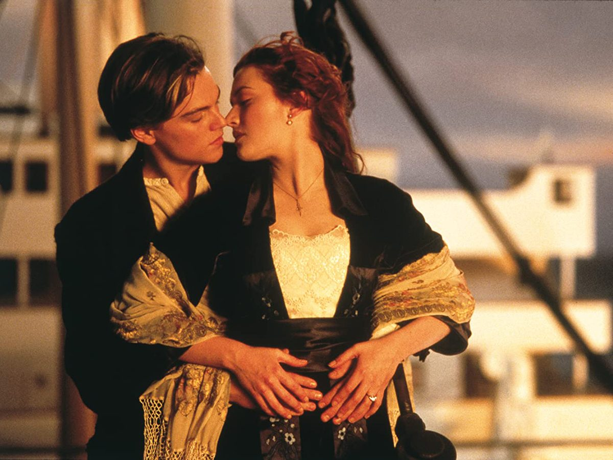 Best Picture Winners Ranked - Titanic