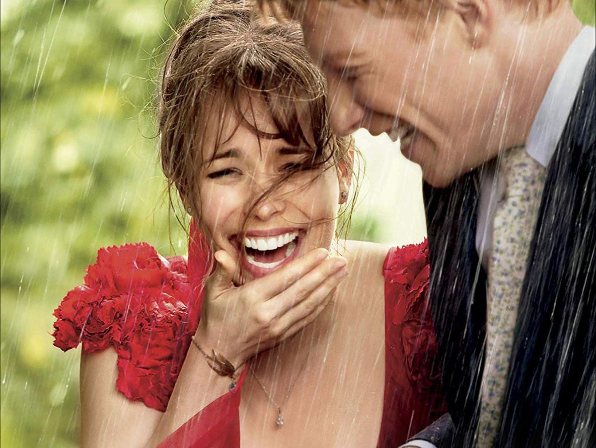 Romantic movies - About Time