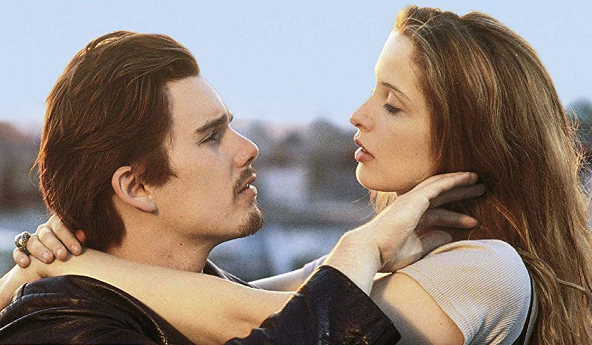 Romantic movies - Before Sunrise