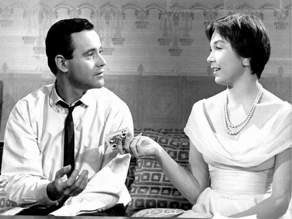 Romantic movies - The Apartment