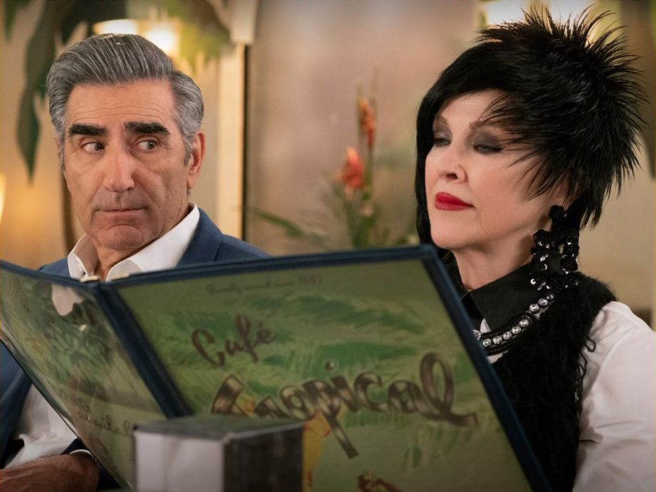 Best Schitt's Creek quotes - Johnny and Moira