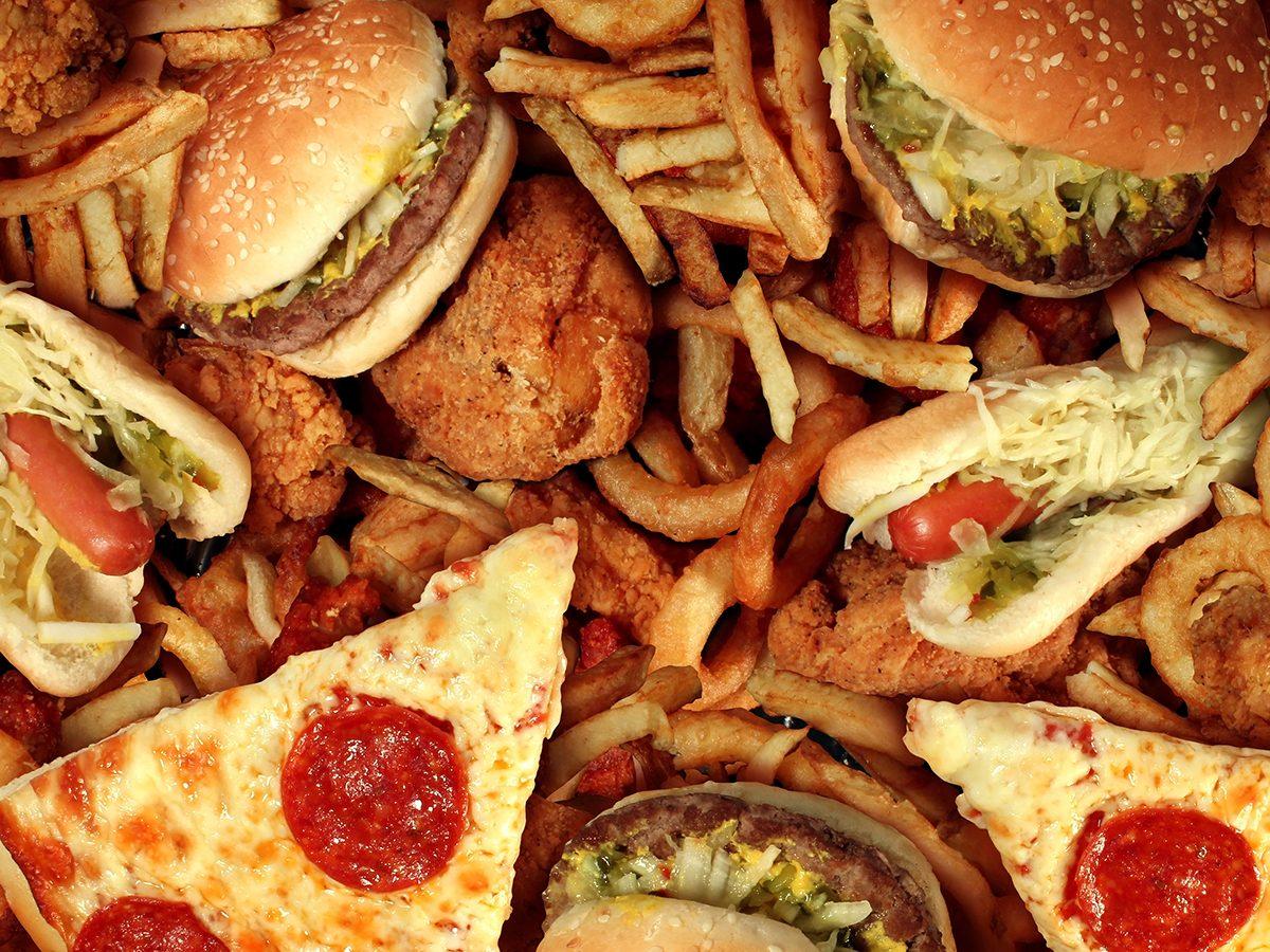 Do fatty foods cause earwax?