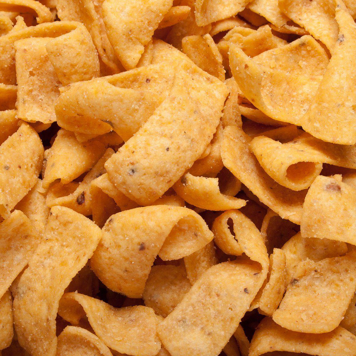 Fritos barbecue, snacks