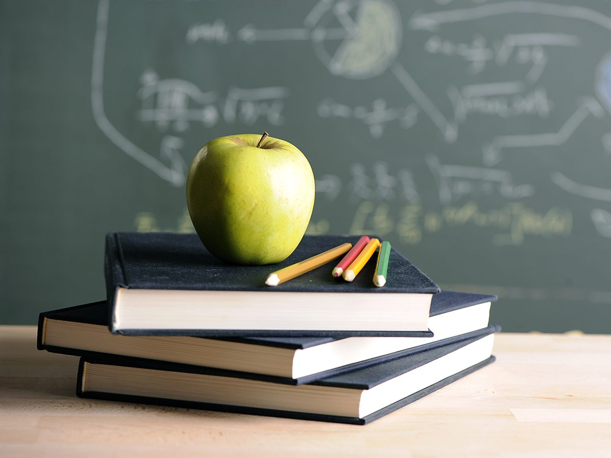 Funniest Readers Digest Jokes - Apple For Teacher
