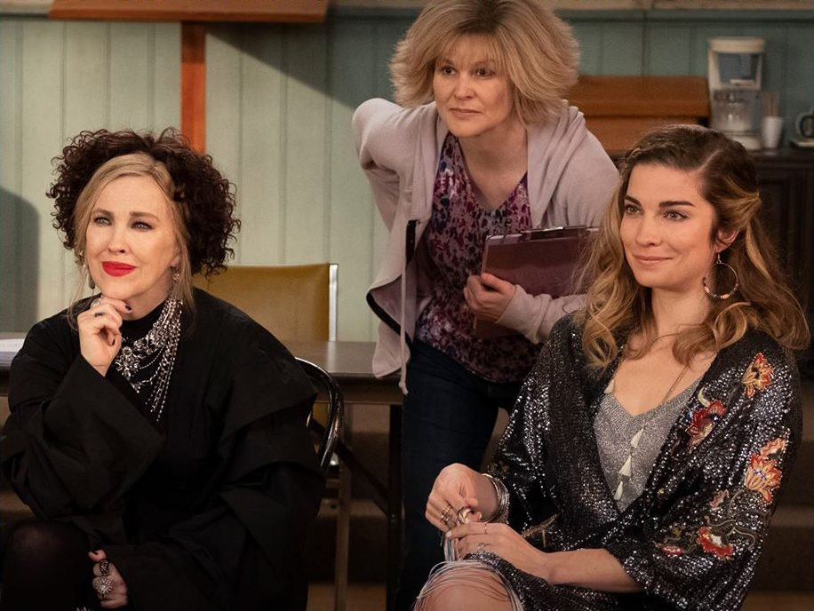 Funny Schitt's Creek quotes - Moira, Jocelyn and Alexis