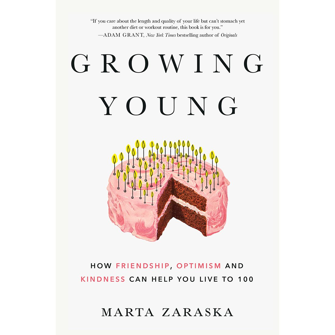 Growing Young book cover