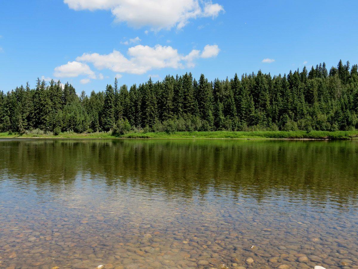My hometown - Red Deer, Alberta