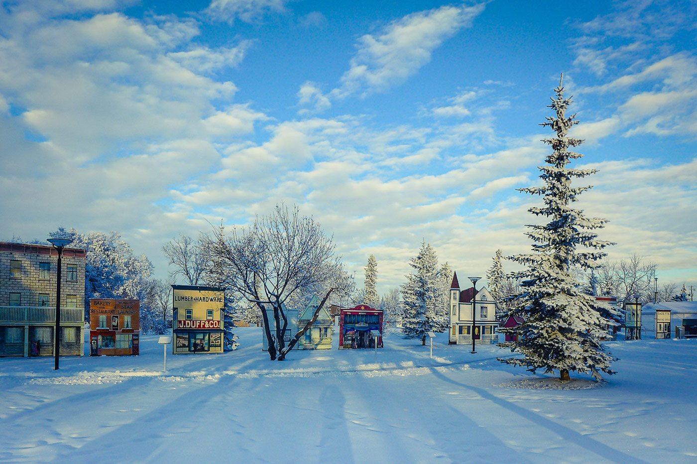 My hometown - Olds, Alberta