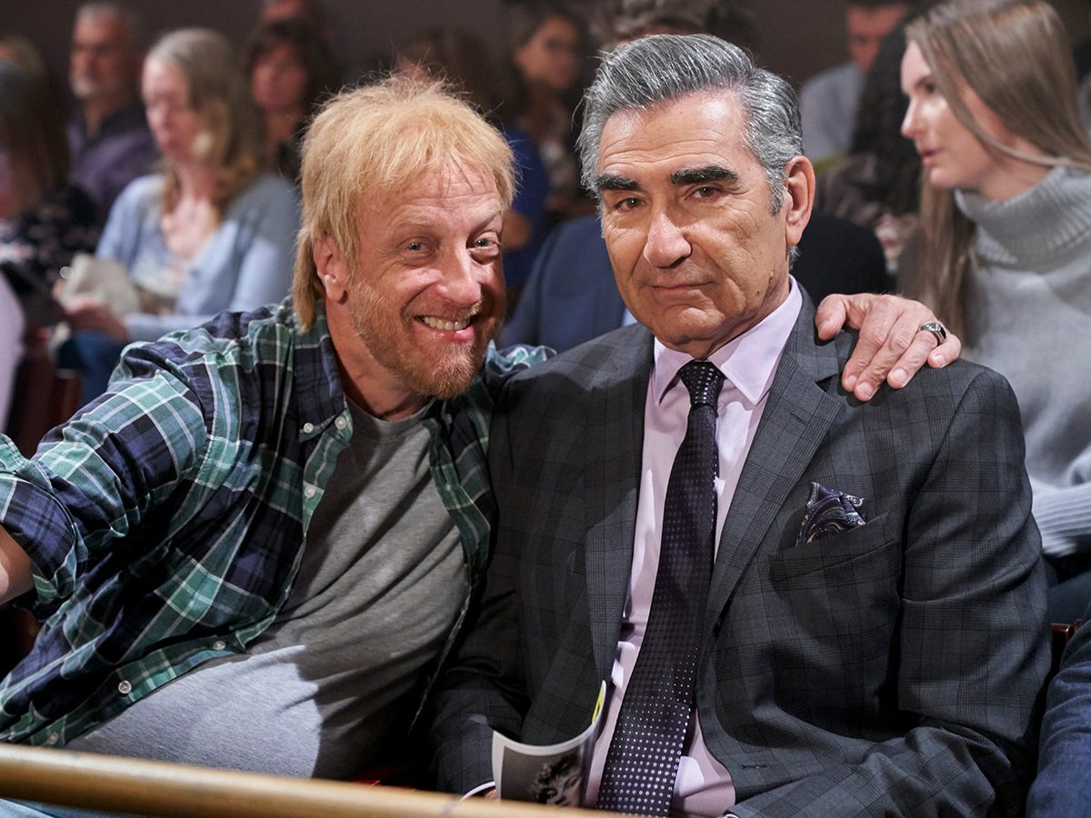 Best Johnny quotes from Schitt's Creek - Roland and Johnny